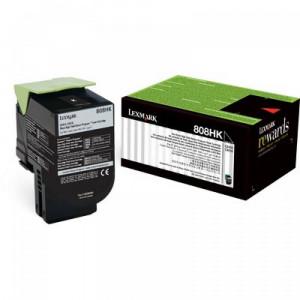 Toner Lexmark CX410 80C8HK0 Original 808HK Em até 12x Sem Juros – Link Toner