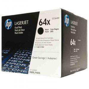Toner HP Original P4516 Preto - CC364XD - HP 64XD