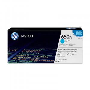 HP Toner 650A Ciano CE271A Original HP CP5525 Em até 12x Sem Juros – Link Toner