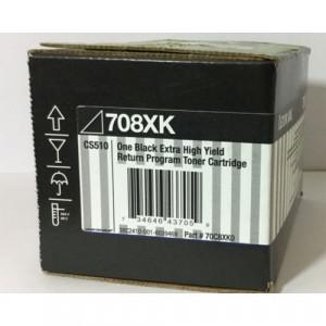 Toner Original Lexmark CS510 70C8XK0 708XK Em até 12x Sem Juros – Link Toner