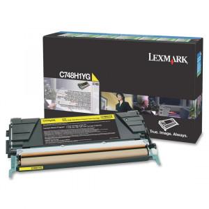 Toner Original Lexmark C748DE C748H1YG Em até 12x Sem Juros – Link Toner