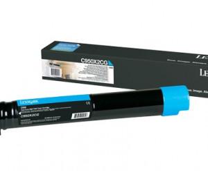 C950X2CG Original Lexmark Toner C950  Em até 12x Sem Juros – Link Toner