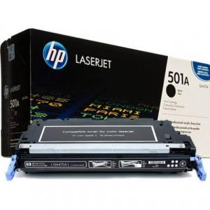 Toner HP Original 3600 Preto - Q6470A - HP 501A