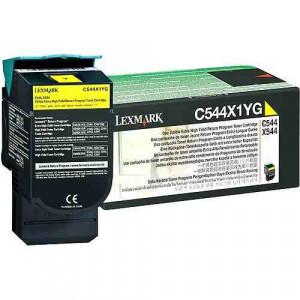 Cartucho C544 Toner Lexmark Original C544X1YG