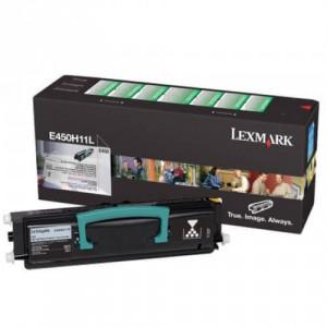 Cartucho E450 Toner Lexmark Original E450H11L / E450H11B