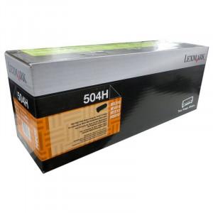Toner Original Lexmark MS610DE 50F4H00 504H Em até 12x Sem Juros – Link Toner