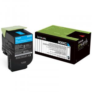 Toner Original Lexmark CX510 80C8XC0 808XC Em até 12x Sem Juros – Link Toner