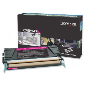 Toner Original Lexmark C748DE C748H1MG Em até 12x Sem Juros – Link Toner